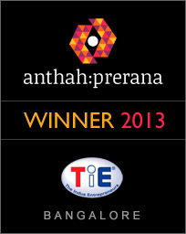 The Anthah Prerana Award 2013 !