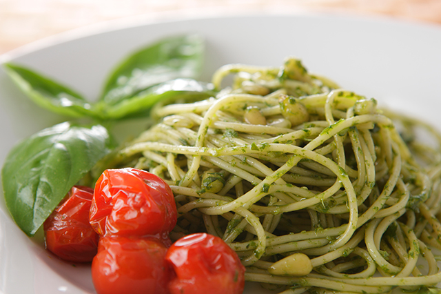 Gluten-Free-Greek-Pesto-Pasta
