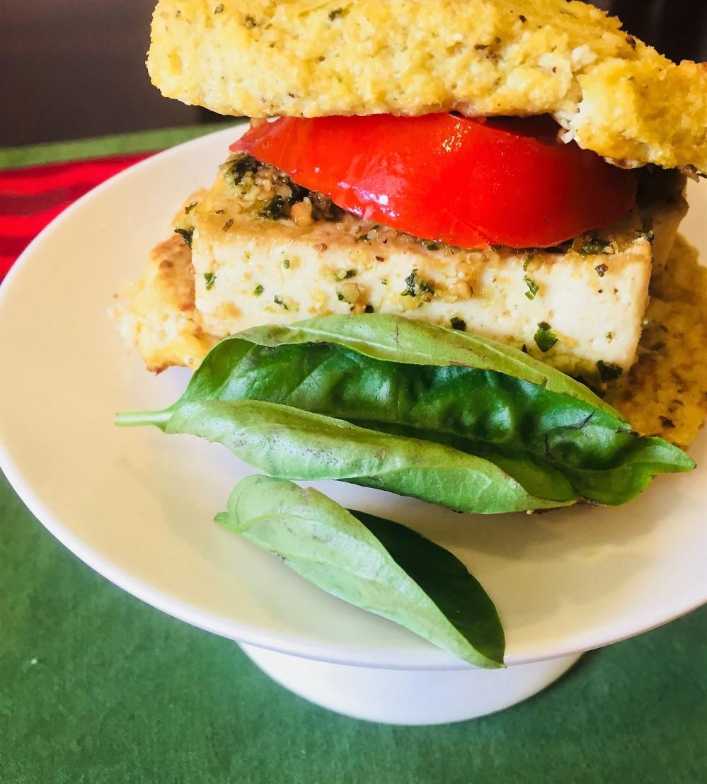 tofi cauli sandwich